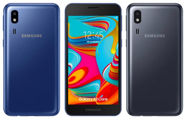 Samsung Galaxy A2 Core Handhphone Android GO Harga Murah