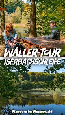 Wäller Tour Iserbachschleife  Wandern im Westerwald 22