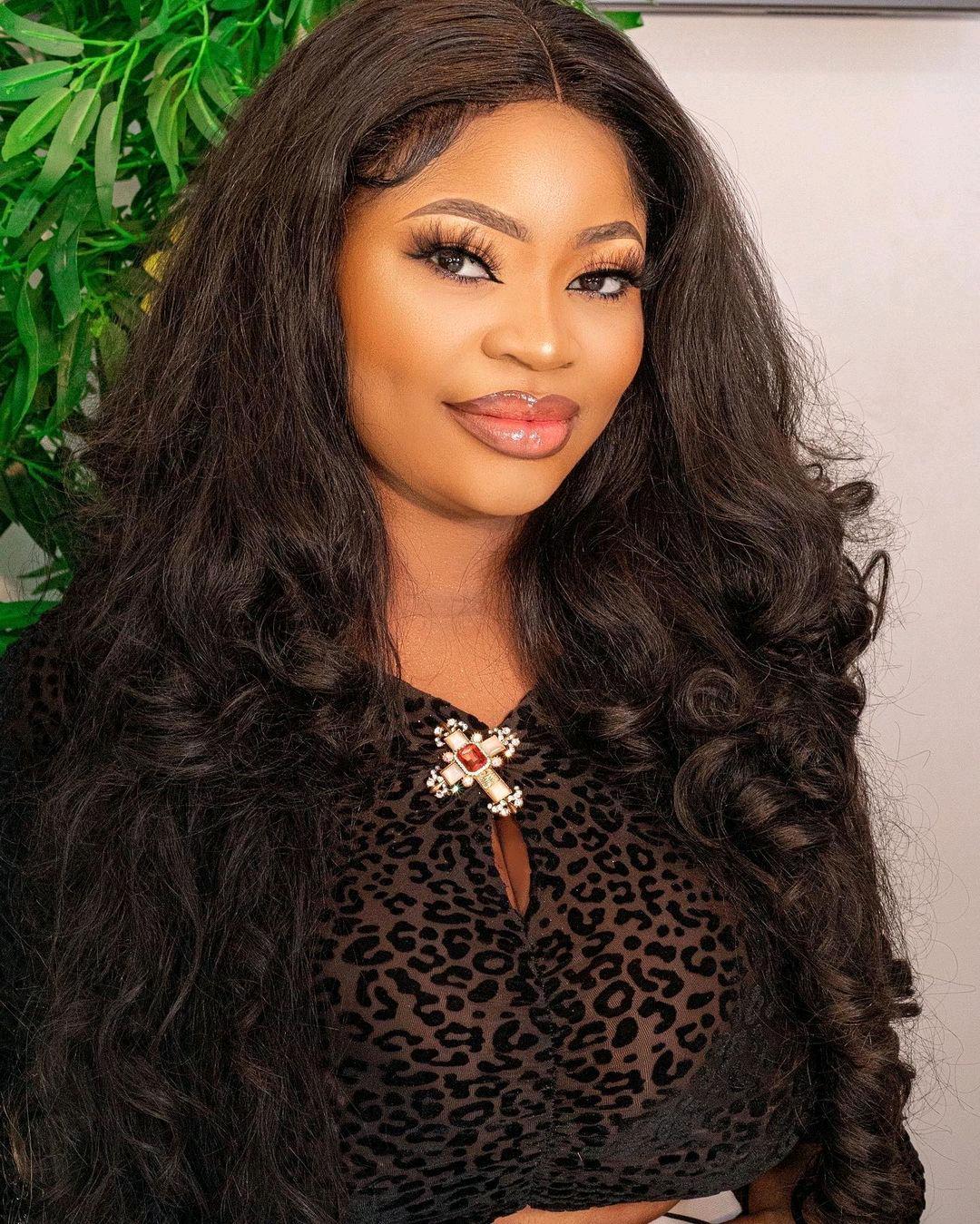 Roman goddess nigerian actress