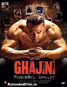Ghajini (2008) Hindi Movie BluRay Full HD 1080p Download
