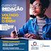 Prefeitura de Luís Eduardo Magalhães promove curso gratuito de redação para o ENEM