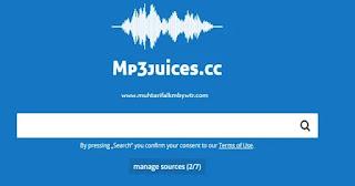 أسهل طريقة لتحميل الأغاني و المقاطع الموسيقية من الإنترنت | MP3Juices