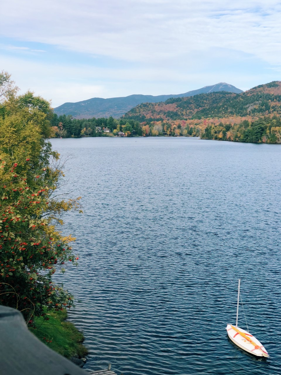 Fall Road Trip: Lake Placid | Organized Mess