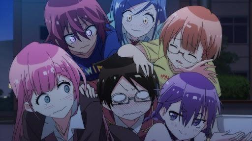 Review Anime Bokutachi wa Benkyou ga Dekinai