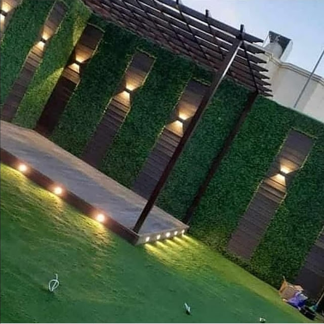 تنسيق حدائق منازل حدائق فلل القصيم تصميم حدائق بريده
