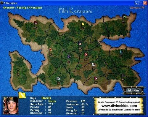 Game 13 Kerajaan