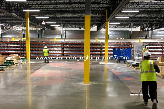 Top 7 dịch vụ vệ sinh công nghiệp tại quận 7