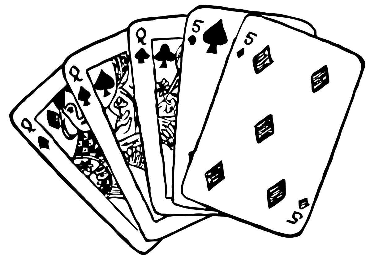 Ephemeraphilia Free Vector Art Playing Cards
