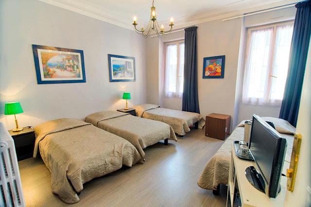 Hostel Paradis em Nice