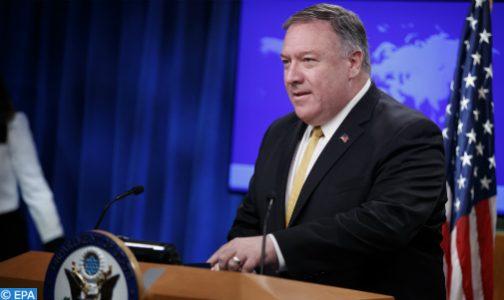 الولايات المتحدة تشيد بدعم جلالة الملك للبلدان الإفريقية في مواجهة تحديات وباء كورونا