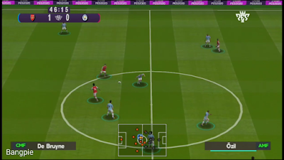 eFootball PES 2020 PPSPP Android Arsenal Edition