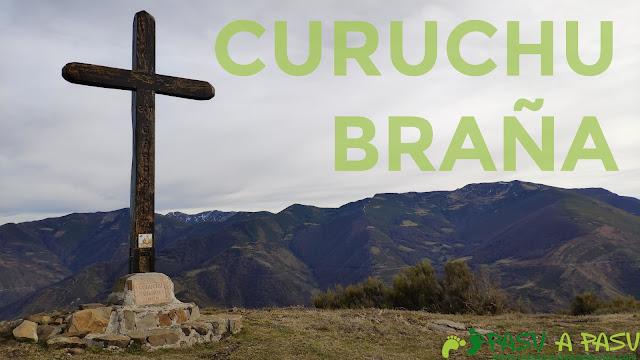 Cima del Curuchu Braña, Lena