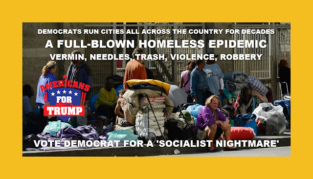 Memes: VOTE DEMOCRAT FOR A 'SOCIALIST NIGHTMARE'