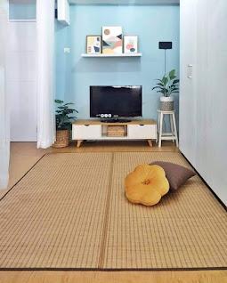 ruang tv minimalis modern