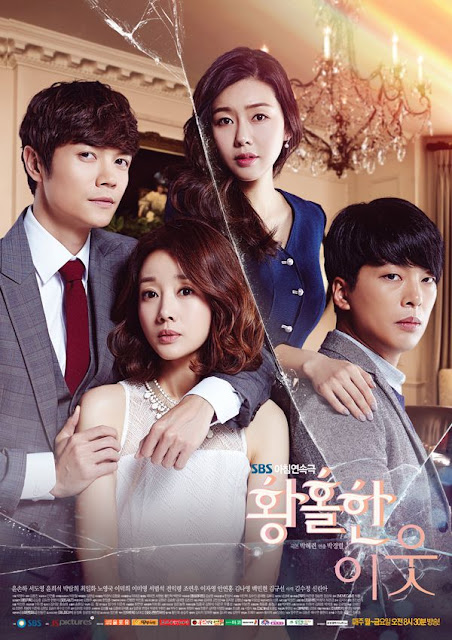 Sinopsis Drama Korea Fabulous Neighbour