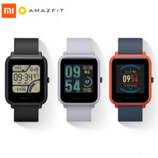 harga smartwatch xiaomi amazfit
