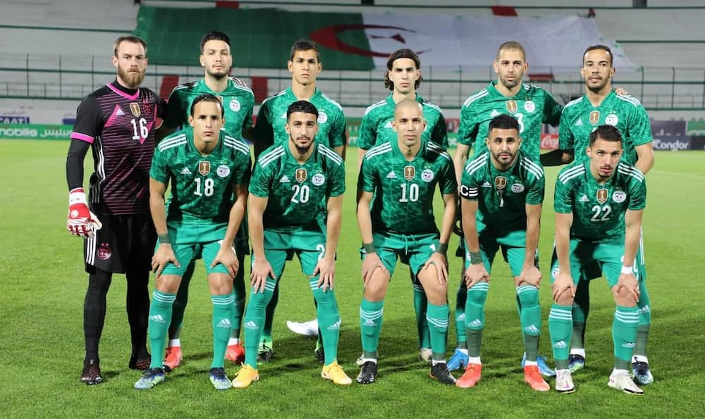 جمال بلماضي يعلن عن قائمة 30 لاعبا تحسبا لمباريات موريتانيا، مالي و تونس الودية