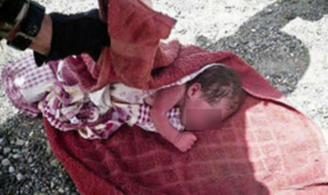 Нижегородскому младенцу перерезали горло и сунули в рот носок