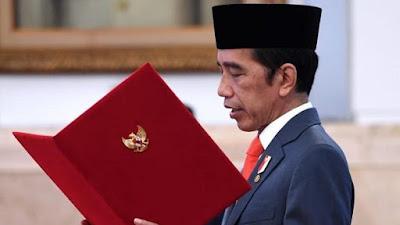 Jokowi Lantik Tiga Pasang Gubernur dan Wakil Gubernur Terpilih di Pulau Sumatera
