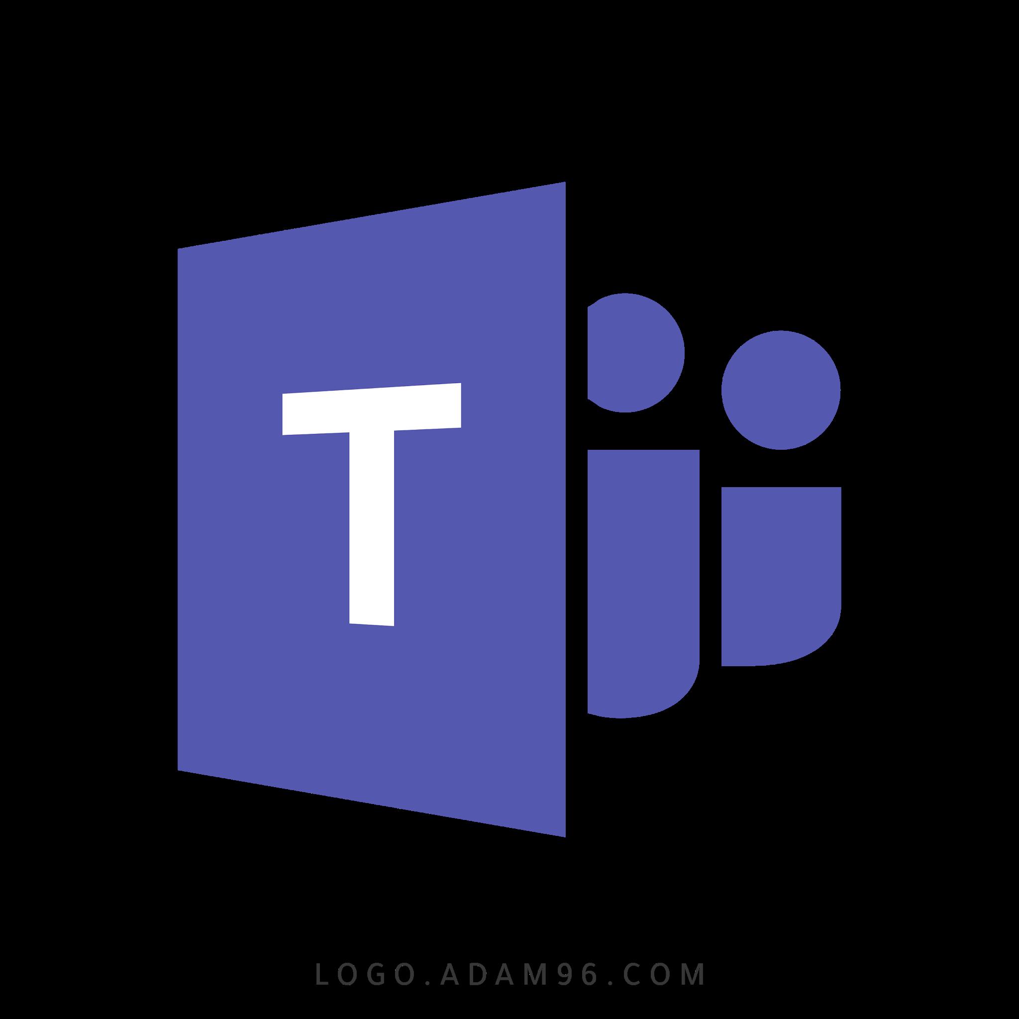 تحميل شعار مايكروسوفت تيمز لوجو بصيغة شفافة Logo Microsoft Teams PNG
