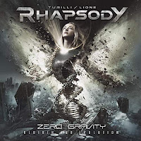 "Το βίντεο των Turilli / Lione Rhapsody για το ""Phoenix Rising""από το album ""Zero Gravity (Rebirth and Evolution)"""