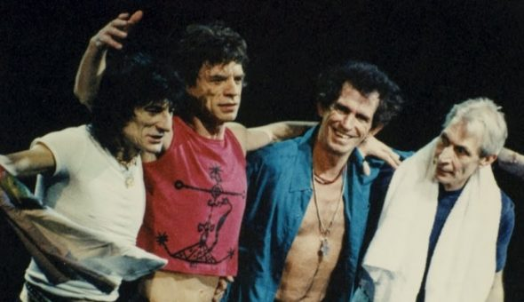 Un Clásico: The Rolling Stones - It's Only Rock & Roll (En vivo)