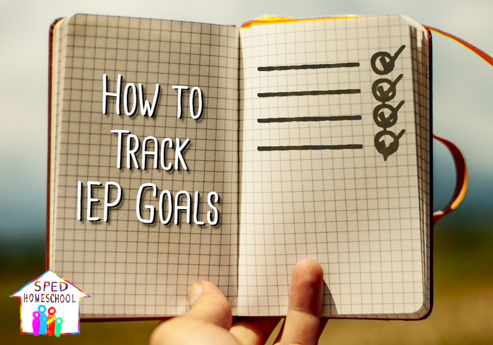 How to Track IEP Goals