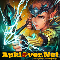 GuardiansWar MOD APK high damage