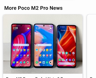 Poco M2 Pro was launched in India last week and will go on sale