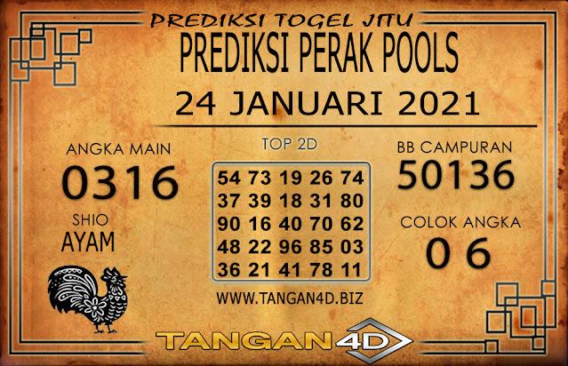 PREDIKSI TOGEL PERAK TANGAN4D 24 JANUARI 2021