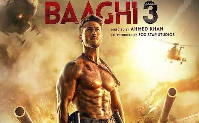 Baaghi 3 (2020) Hindi 720p 480p pDVDRip 1.1GB Download