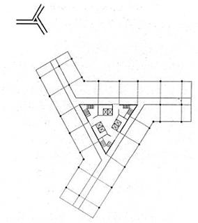 Mengenal Struktur Core dalam Bangunan Tinggi