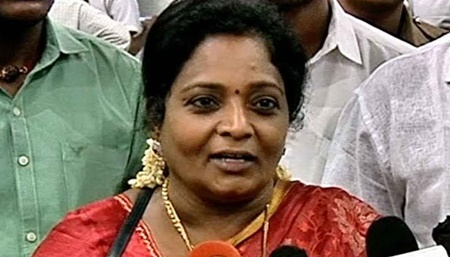 Tamilisai view on Minister Jayakumar's comment on Cauvery Issue | #Cauvery #CauveryProtest