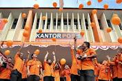 Open Recruitment LULUSAN SMA SEDERAJAT PT. POS INDONESIA, POSISI: PETUGAS LOKET KANTOR POS
