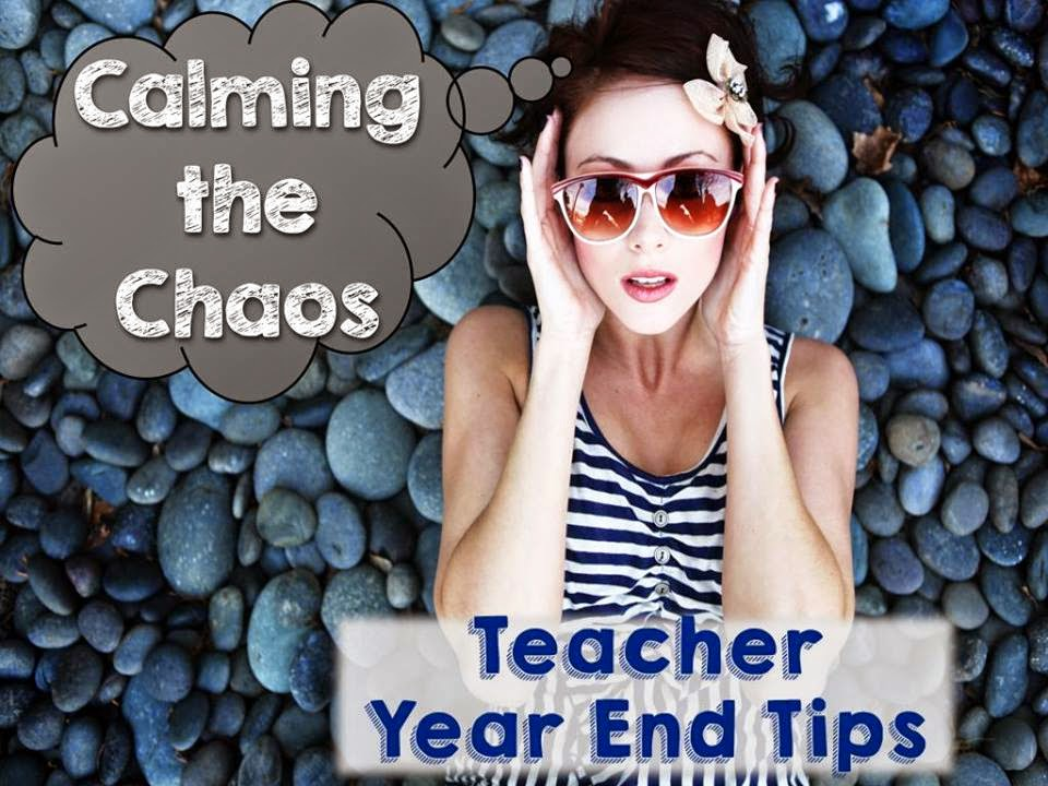 Looking for another spring survival tip? I've got #3 here for you! This tip is all about three methods for calming the chaos at the end of the year: humor, music, and keeping students busy with meaningful work. Read all of the details inside this blog post!