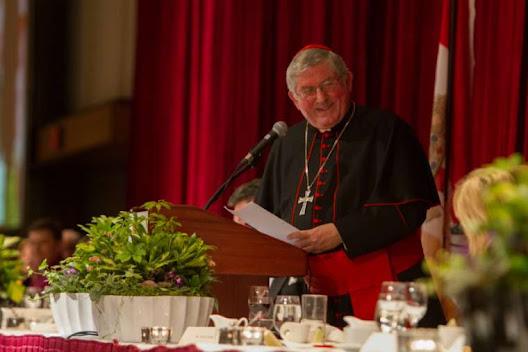 Toronto Catholic District School Board education homosexuality gay agenda Cardinal Collins