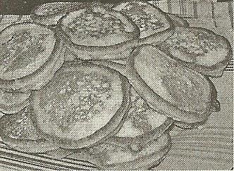 Рецепт приготовления оладий из манной крупы