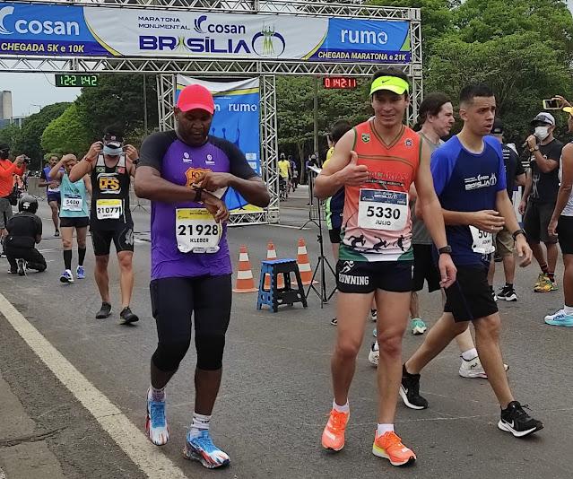 Atleta de Manoel Ribas fica entre os 10  no geral e 2° de sua categoria em Brasília