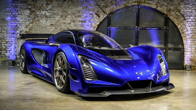 Czinger Officially Reveals Hypercar 21C With Amazing Performance