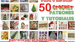 50+ Adornos Navideños a Crochet / Patrones Crochet para Navidad / Colección