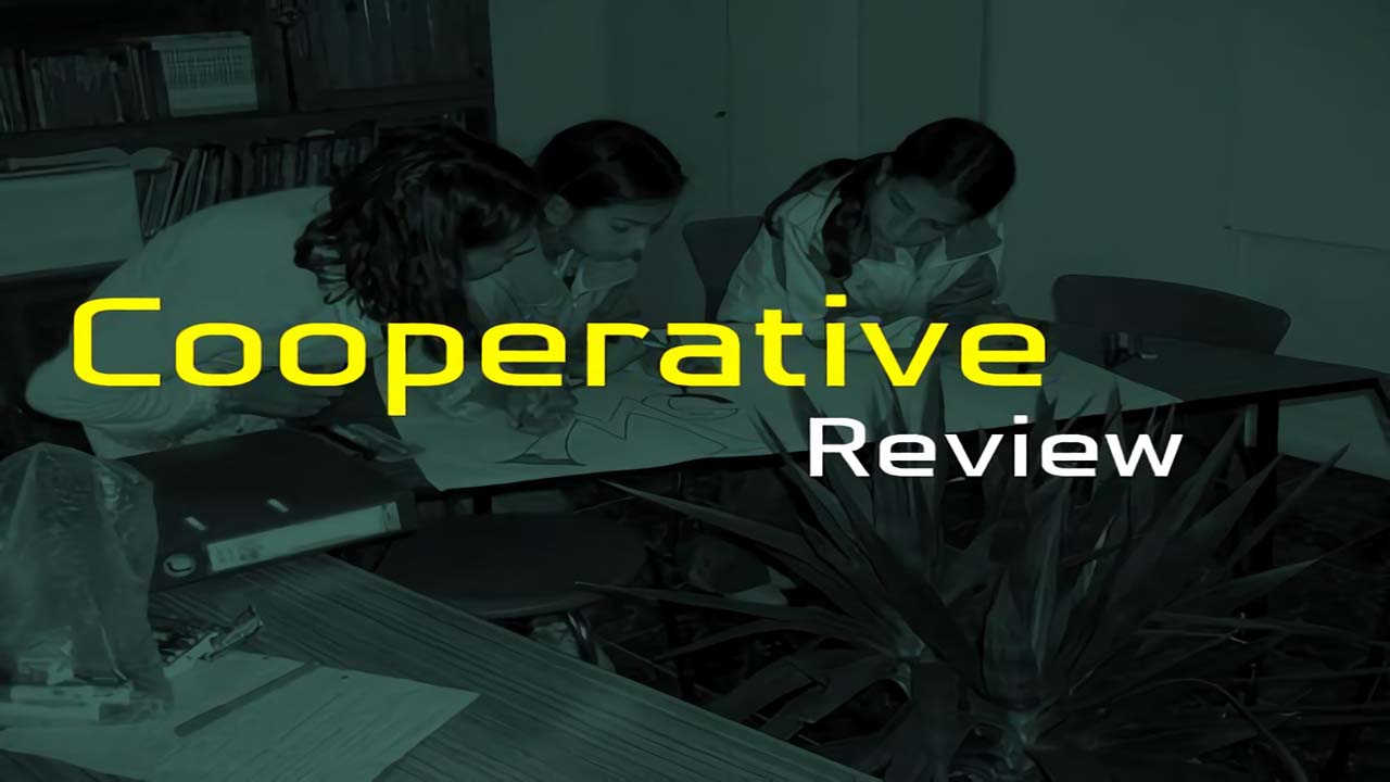 Model Pembelajaran Cooperative Review
