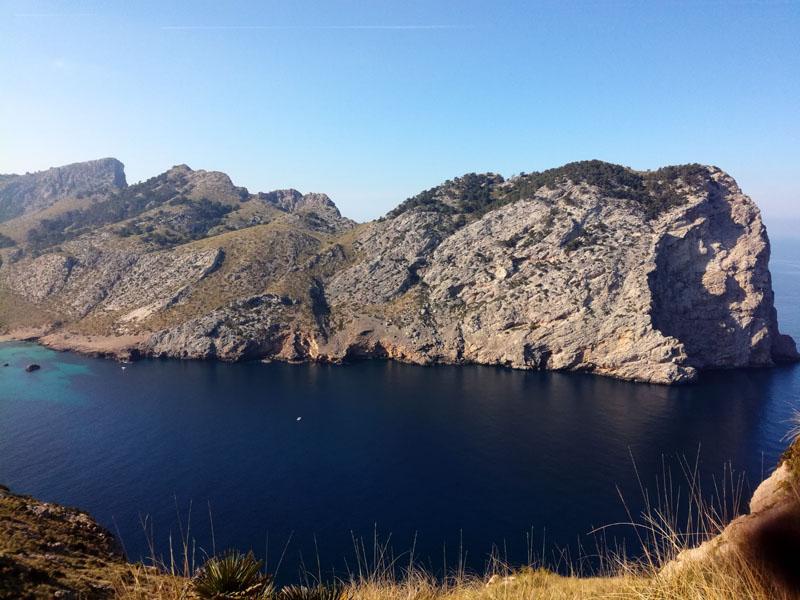 Verso Cap de Formentor