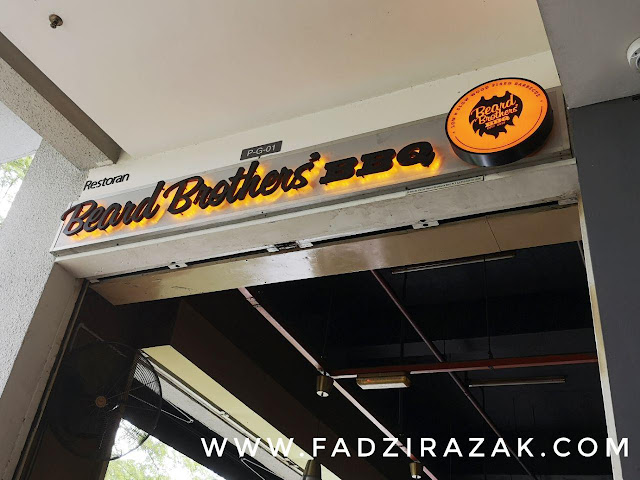 Beard Brothers BBQ, Tropicana Avenue