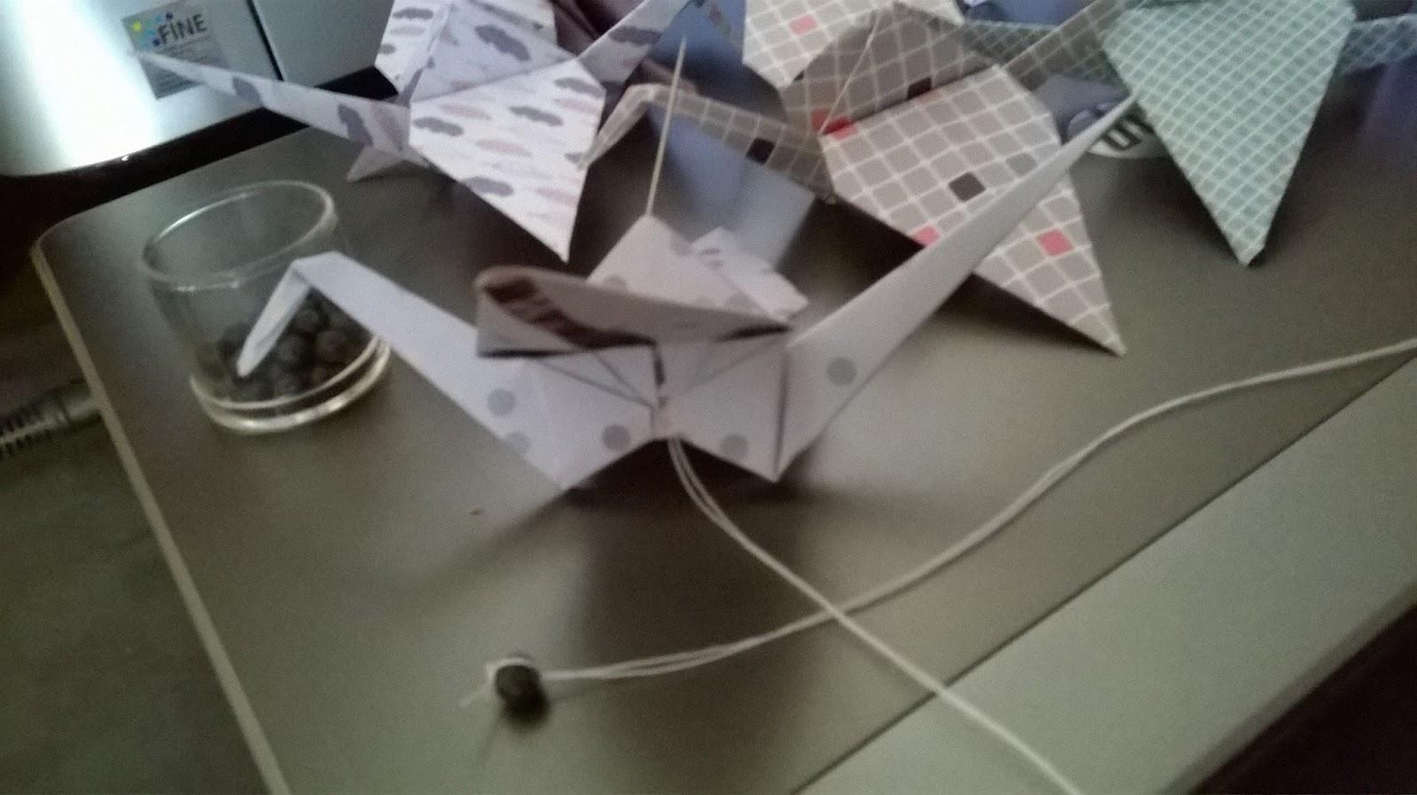 C daudalice 2018 - Tuto grue origami ...