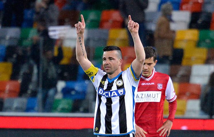 """Di Natale: """"Higuain je najbolji na svijetu"""""""