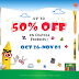 Shopee X Crayola: Take this Chance to Get up to 50% OFF on Crayola Products this OCT26-NOV01!