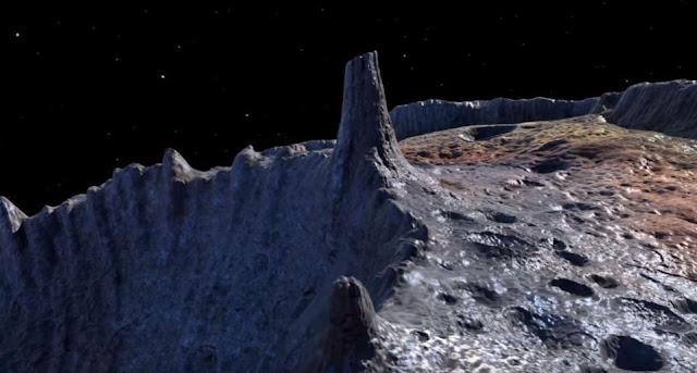 NASA hace seguimiento a un asteroide con enorme cantidad de oro y platino
