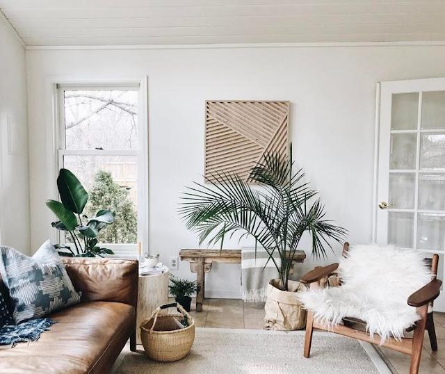 Konsep desain rumah tropis