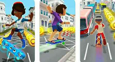 Skater Rush – Endles Skateboard Game