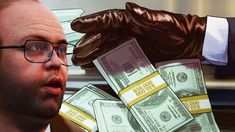 GTA Online is changing how you collect cash gifts on PS4 and PS5